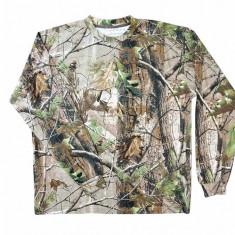 Tricou pescar cu maneca lunga camuflaj Browning - Imbracaminte Pescuit, Marime: L, XL, XXL