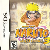 JOC NINTENDO DS SHOPEN JUMP NARUTO NINJA COUNCIL 3 ORIGINAL / STOC REAL / by DARK WADDER