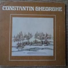 Constantin gheorghe carte pictor pictura arta cultur hobby colectie - Album Pictura