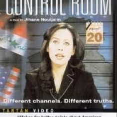 CONTROL ROOM documentary that explores the ancient and complex relationship between the western and Arab worlds - Film documentare, DVD, Engleza