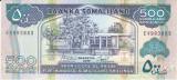 Bancnota Somaliland 500 Shilingi 2006 - P6f UNC