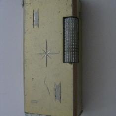 BRICHETA JAPONEZA DE COLECTIE CU PIATRA SI GAZ MARCA CAPRI DIN ANII 70 - Bricheta Zippo Alta