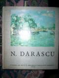 Expozitia N. Darascu catalog de pictura