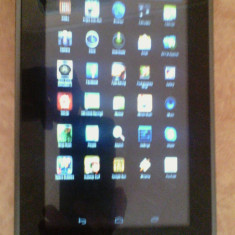 Coby Kyros MID7022, Capacitive Multi-touchscreen 7.0'', Cortex A8 1GHz, 512MB DDR3, 4GB, WiFi, Android 4.1.1 - Tableta Coby, 7 inch
