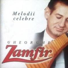Gheorghe Zamfir - Melodii Celebre - Muzica Populara a&a records romania, CD