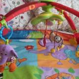 Tiny Love - Centru de Joaca Misca si Canta - Jucarie interactiva, 3-6 luni, Unisex, Multicolor, Textil