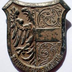 I.017 INSIGNA GERMANIA AL III-LEA REICH WWII KRIEGS-WINTER-HILFSWERK 1939/40 WHW, Europa