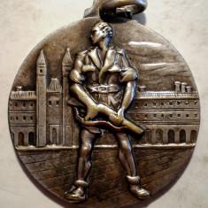 5.102 MEDALIE ITALIA PARTIZANI BRIGATA PARMA VECCHIA WWII 1945 32mm, Europa