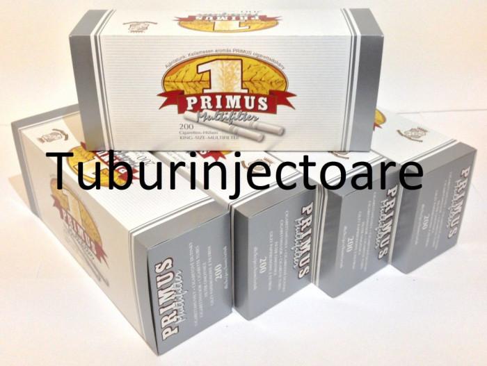 PACHET AVANTAJ MULTIFILTER2 - 1000 tuburi PRIMUS Multifilter Carbon (5 x 200buc) foto mare