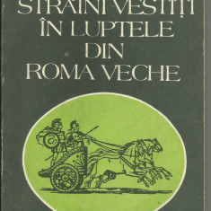 I.M.MARINESCU - STRINI VESTITI IN LUPTELE DIN ROMA VECHE (N5) by DARK WADDER - Roman, Anul publicarii: 1983