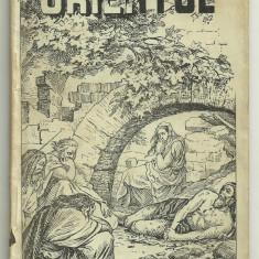 I.Popovici Conta / ORIENTUL - unirea pentru viata prin mutualitate,editie 1915,cu 1 harta (Colectia Internationala)
