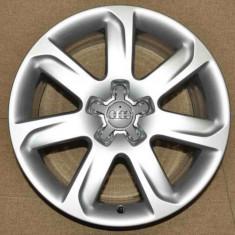 JANTE ORIGINALE AUDI 18 inch - Janta aliaj Audi, 8, 5, Numar prezoane: 5, PCD: 112