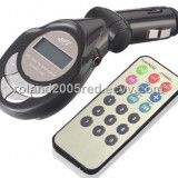 modulator fm mp3 auto cu telecomanda fm car transmitter