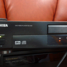 Toshiba SD-2109 DVD Player - DVD Playere
