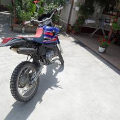 Yamaha Dt125r - Motocicleta