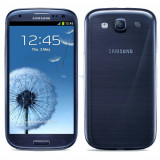Telefon mobil Samsung I9300 Galaxy S III LTE grey  NOU cu Factura si garantie, 16GB, Albastru, Neblocat