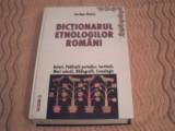 Dictionarul etnologilor romani - Iordan Datcu