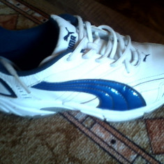 Adidas puma - Adidasi dama Puma, Culoare: Alb, Marime: 38, Alb