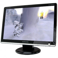 Samsung SyncMaster 931BW, 19 inch, 2ms, Widescreen - 16:10, 1440 x 900 - Monitor LCD Samsung, DVI, TN
