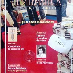 DILEMATECA, AN 1, NR 2, IUNIE 2006, X
