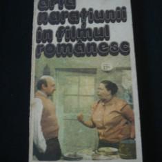 IOAN LAZAR - ARTA NARATIUNII IN FIMUL ROMANESC {1981}