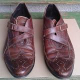 Pantofi piele marimea 46, OKAZIE