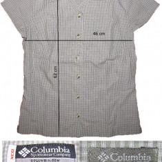 Camasa COLUMBIA originala, stare perfecta (dama M) - Imbracaminte outdoor Columbia, Marime: M, Femei