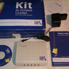 HUAWEI SmartAX MT882 ADSL Router - Click Net Romtelecom - Router wireless, Port USB, Porturi LAN: 1, Porturi WAN: 1
