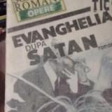 Nicolae Tic - Evanghalia dupa satan - Roman