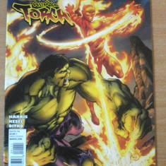 Hulk and The Human Torch #1 . Marvel Comics