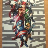 Avengers Uncanny #1 . Marvel Comics - Reviste benzi desenate