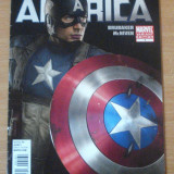 Captain America #1 Variant Eidition . Marvel Comics - Reviste benzi desenate
