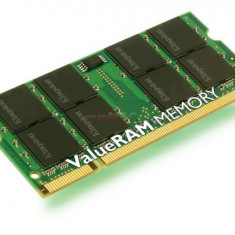 Card memorie laptop Kingston DDR2