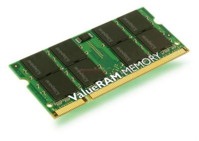 Card memorie laptop Kingston DDR2 foto