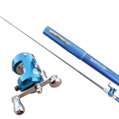 Kit pescuit la copca #1 - Lanseta, Lansete Telescopice