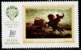 Romania 1968 - Vanatoarea,serie completa,neuzata