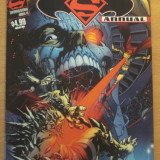 Batman and Superman Annual #5 . DC Comics - Reviste benzi desenate