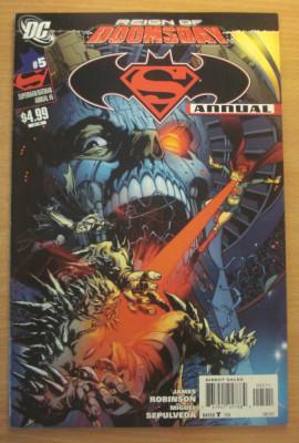 Batman and Superman Annual #5 . DC Comics foto