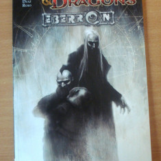 Dungeons and Dragons - Eberron Annual 2012 . IDW Comics