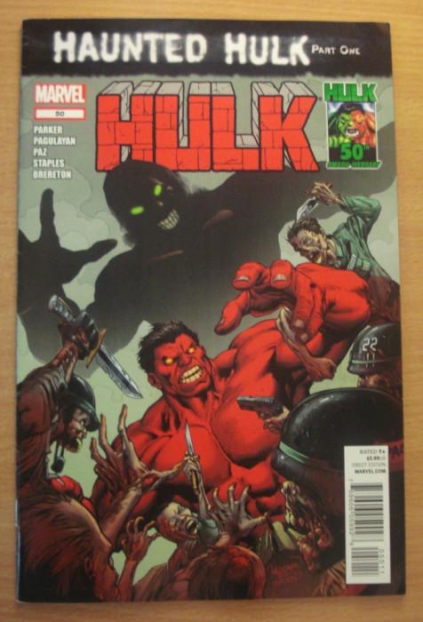 Hulk #50 . Marvel Comics foto mare