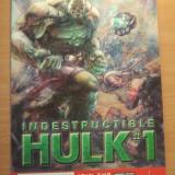 Hulk Indestructible #1 . Marvel Comics - Reviste benzi desenate Altele