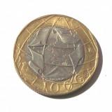 G2.  ITALIA 1000 LIRE 1997 BIMETAL **, Europa