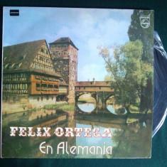 "Disc vinyl Felix Ortega "" En Alemania "" - Philips, VINIL"