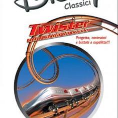 Disney - Twister - Una Sfida Da Brivido --- PC - Jocuri PC Disney, Actiune, 3+, Single player
