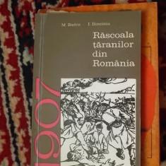 RASCOALA TARANILOR DIN ROMANIA, Anul publicarii: 1967