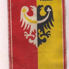 Fanion-Polonia-PAFAWAG WROCKAW - Fanion fotbal