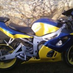 VAND YAMAHA YZF-R6 AN 2000 INMATRICULATA - Motocicleta Yamaha
