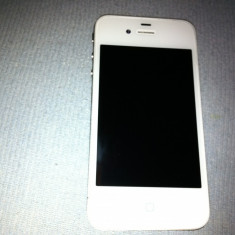 iPhone 4s Apple 16GB, Alb, Neblocat
