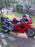 Vand motocicleta kawasaki ninja
