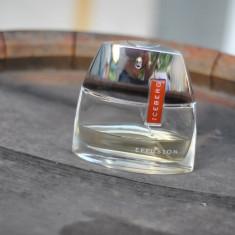 EFFUSION ICEBERG / APA DE TOALETA FLACON DE 75 ML RAMAS CAM 30 ML - Parfum femeie